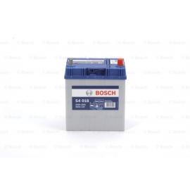 Аккумулятор BOSCH S4 ASIA SILVER 40 А*ч -/+ 330A 0092S40180