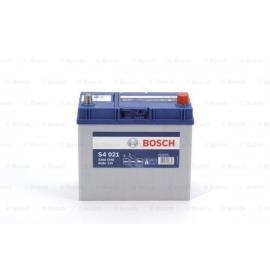 Аккумулятор BOSCH S4 ASIA SILVER 45 А*ч -/+ 330A 0092S40210