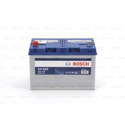 Аккумулятор BOSCH S4 ASIA SILVER 95 А*ч 0092S40290