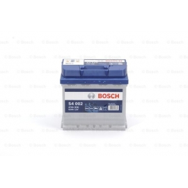 Аккумулятор BOSCH S4 SILVER 52 А*ч -/+ 470A 0092S40020