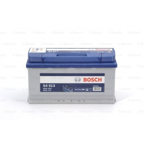 Аккумулятор BOSCH S4 SILVER 95 А*ч -/+ 800A 0092S40130