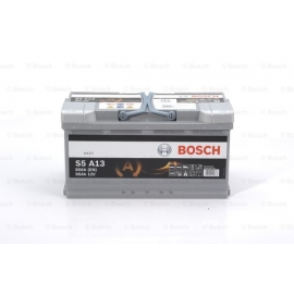 Аккумулятор BOSCH S5 AGM SILVER 95 А*ч -/+ 850A 0092S5A130