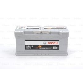 Аккумулятор BOSCH S5 SILVER 110 А*ч -/+ 920A 0092S50150