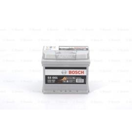 Аккумулятор BOSCH S5 SILVER 52 А*ч -/+ 520A 0092S50010