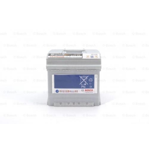 Аккумулятор BOSCH S5 SILVER 54 А*ч -/+ 530A 0092S50020
