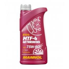 Трансмиссионное масло MTF-4 Getriebeoel 75W-80 1л