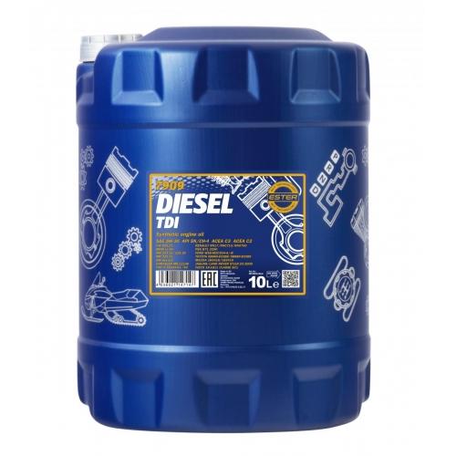 Моторное масло DIESEL TDI 5W-30 SL/CF 10л