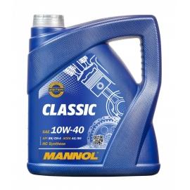 Моторное масло CLASSIC 10W-40 SN/SM/CF 5л