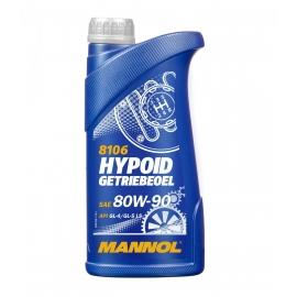 Трансмиссионное масло HYPOID GETRIEBEOEL 80W-90 1л