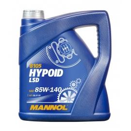 Трансмиссионное масло LSD (Hypoid LSD) 85W-140 4л