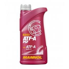 Трансмиссионное масло АUТОMАTIC FLUID ATF-A 1л