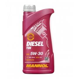 Моторное масло DIESEL TDI 5W-30 SL/CF 1л