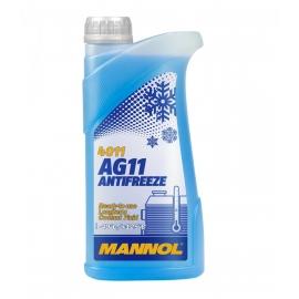 Антифриз синий Antifreeze AG11  -40 (blue) 1л