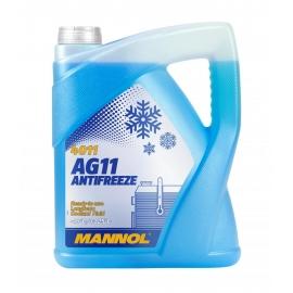 Антифриз синий Antifreeze AG11  -40 (blue) 5л
