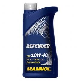 Моторное масло Defender 10W-40 SL/CF 1л