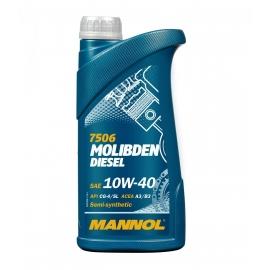Моторное масло MOLIBDEN DIESEL 10W-40 API CG-4/CF-4/SJ 1л
