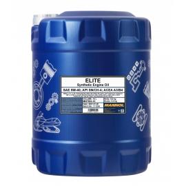 Моторное масло ELITE 5W-40 SN/CF 10л