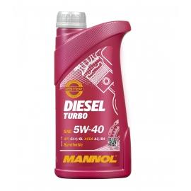 Моторное масло DIESEL TURBO 5W-40 CI-4/SJ  1л