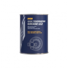Hochtemperatur FETT  LC2 / Термостійке мастило