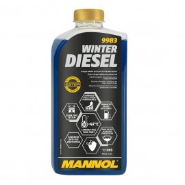9982 Winter Diesel / Зимовий антигель-мегаконцетрат для дизельних д.в.з. (-47)