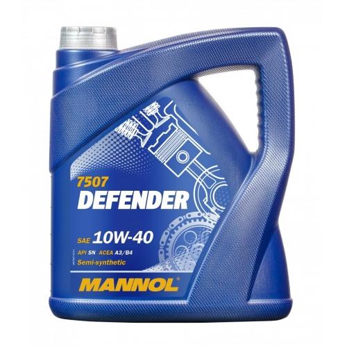 Моторное масло Defender 10W-40 SL/CF 10л