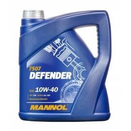 Моторное масло Defender 10W-40 SL/CF 4л