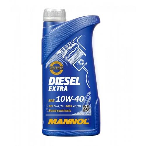 Моторное масло DIESEL EXTRA 10W-40 CH-4/SL 1л