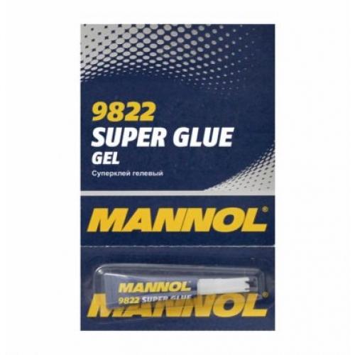9822 GEL Super Glue/Гель супер клей