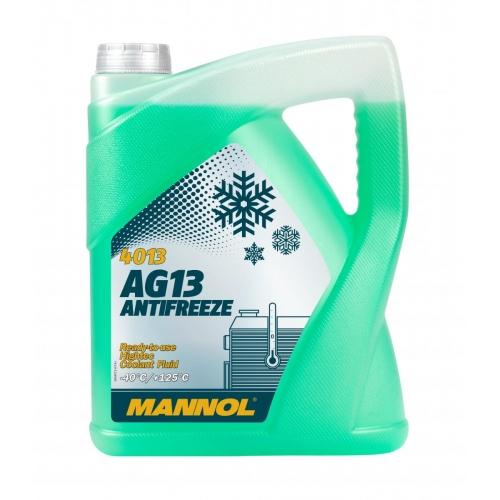 Антифриз зеленый Antifreeze AG13  -40 (green) 5л