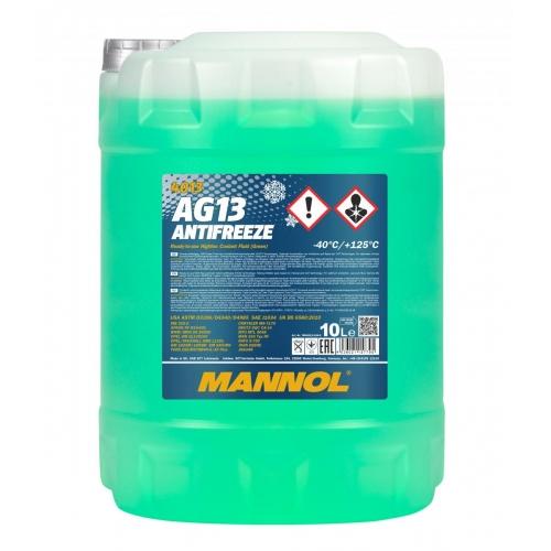 Антифриз зеленый Antifreeze AG13  -40 (green) 10л