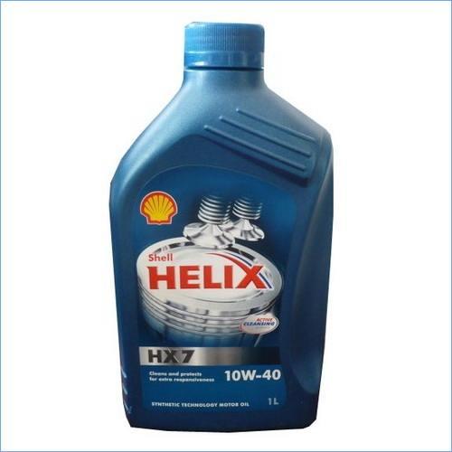 Helix HX7 10W-40 (SN/CF A3/B4), 1л