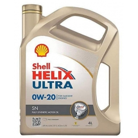 Helix Ultra 0W-20 (API SN, АСЕА А1/В1, ILSAC GF-5), 5л