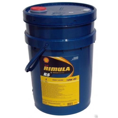 Rimula R5Е 10W-40 CI-4, 20л