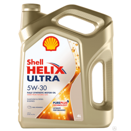 Helix Ultra 5W-30 (SL/CF/A3/B4), 4л