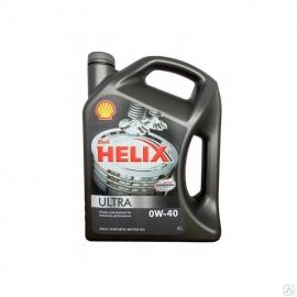 Helix Ultra 0W-40 (SN/CF A3/B4), 4л