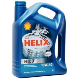 Helix HX7 10W-40 (SN/CF A3/B4), 4л