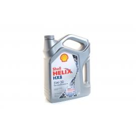 Helix HX8 Synthetic 5W-30 (SN/CF, A3/B4, MB229.3), 4л